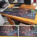 MaiYaCa 2018 New Simple Design Speed DOTA 2 Game MousePads Computer Gaming Mouse Pad Gamer Play Mats Version Mousepad