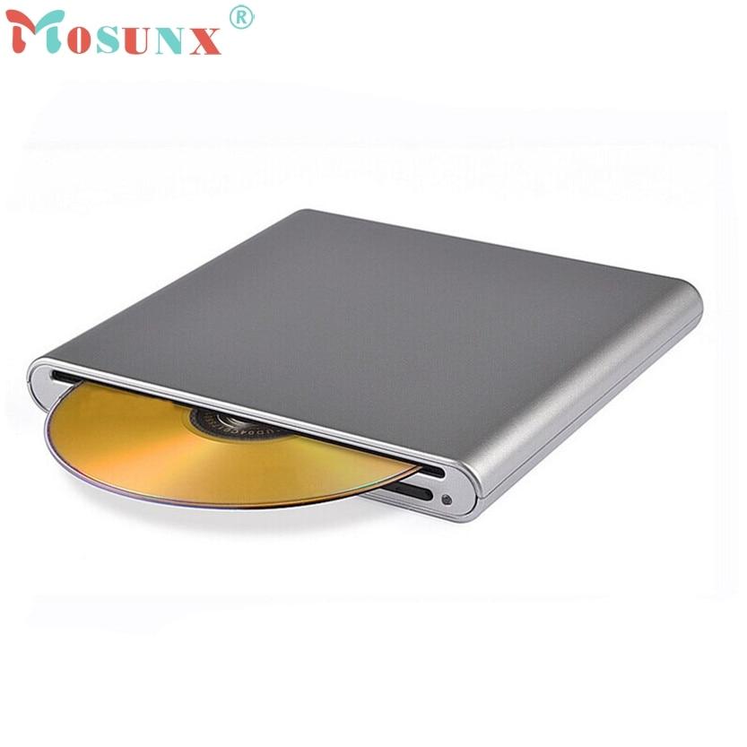 Levert Dropship External USB 2.0 Slim Case Enclosure For 12.7mm SATA Slot-in DVD RW Burner Drive  SZ0227 cheerlink ecd008 slim portable usb 3 0 external optical dvd cd rom drive case white black