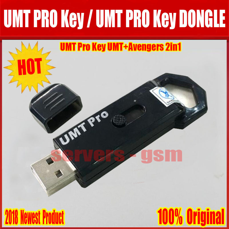 HOT SALE] 2019 Newest 100% Original UMT Pro Key Dongle ( UMT+