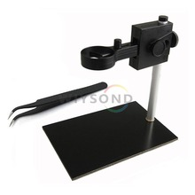 Cheapest prices TL0191 Stand Camera Holder for USB Digital Microscope Upper and down regulation + 1 ESD Tweezer