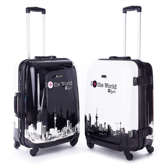 New Design Aluminum Frame 20,24,28 Inch,Spinner Wheel ABS Luggage Travel Bag,Travel Suitcase,Hardside Luggage,Rolling Luggage
