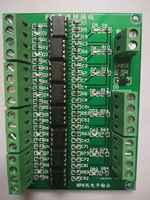 8 cách Tốc Độ Cao Cách Ly Quang Điện Module/Chuyển Đổi Tín Hiệu/Optocoupler Cô Lập/Tốc Độ Cao Coupler Quang Mô-đun