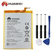 Original Replacement Battery Huawei HB417094EBC For Huawei Ascend Mate 7 MT7 TL00 TL10 UL00 CL00 Authentic Phone Battery 4000mAh аккумулятор для телефона ibatt hb417094ebc для huawei ascend mate 7 ascend mate 7 mt7 l09 mt7 cl00 ascend mate 7 mt7 tl10 ascend mate 7 mt7 cl00 ascend mate 7 mt7 ul00 ascend mate 7 dual mt7 tl00 ascend mate 7 dual sim