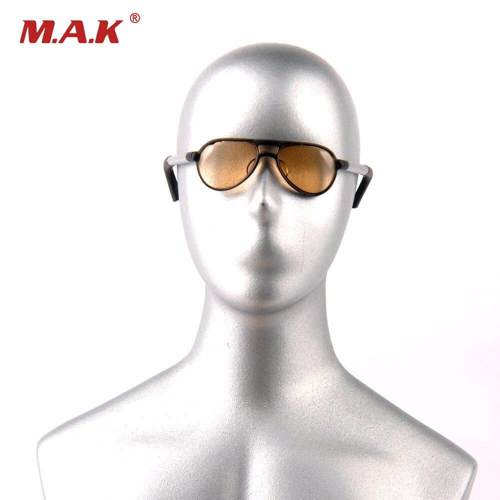 1/6 Glasses Model Toys For 12