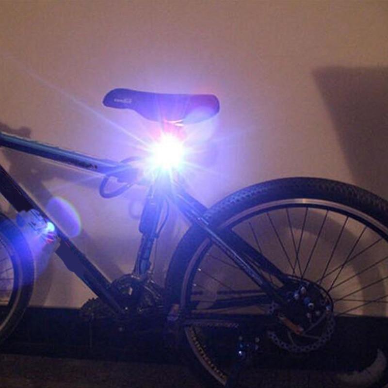 zk30 LED biçikletë e papërshkueshme nga uji Biçikleta Biçikletë - Çiklizmit - Foto 5