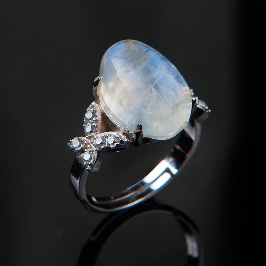 moonstone silver ring rainbow moonstone moonstone wedding band Moonstone Ring Engagement Ring Oxidized Silver Ring zoom