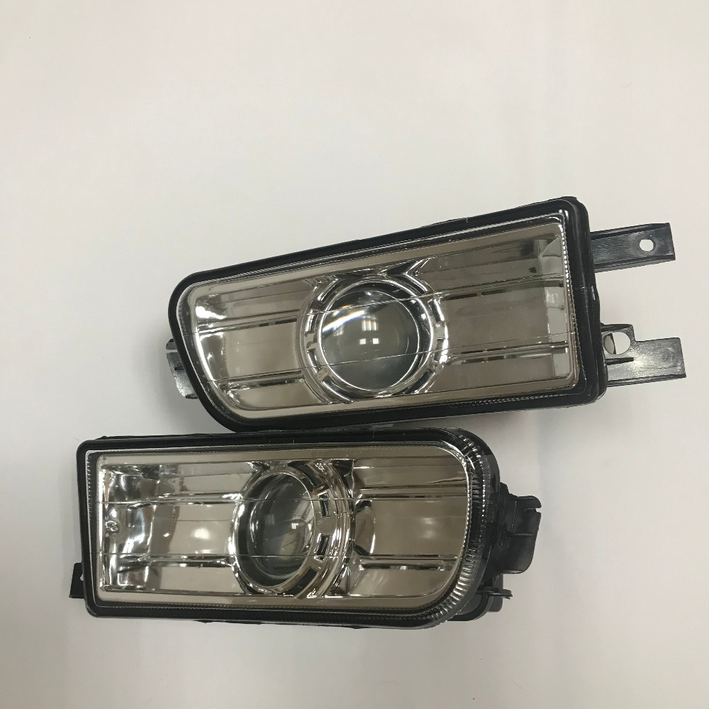 RH+LH AUDI 100 C4 right and left foglights lamps lights set pair 1990-1994