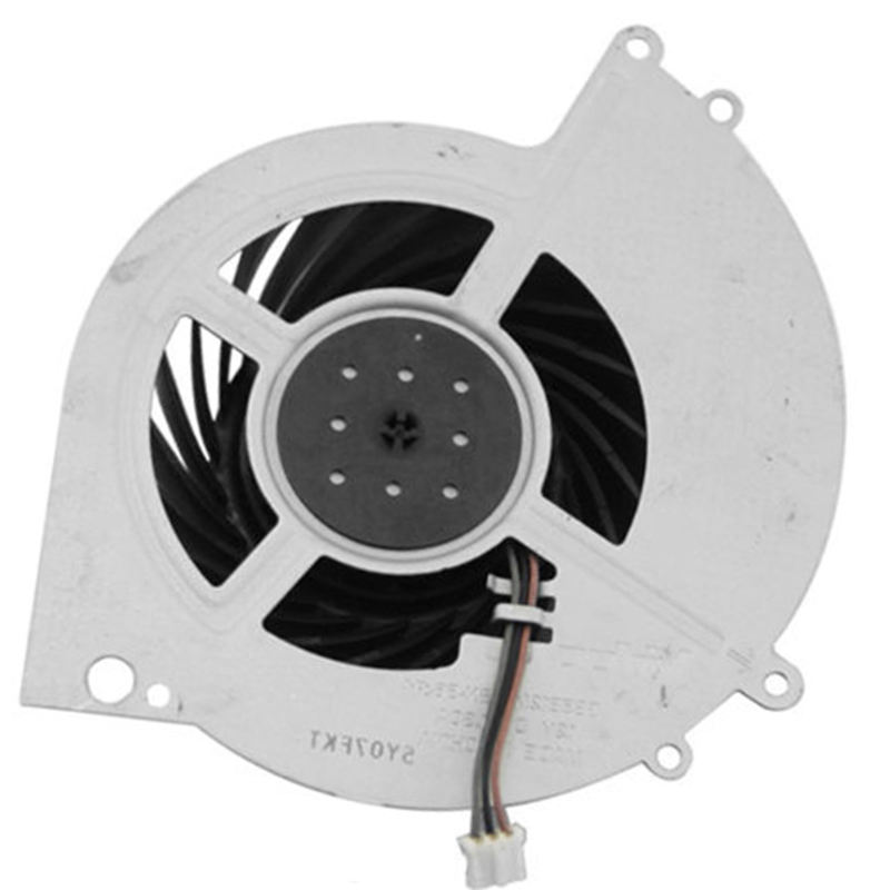Image 3 - Game Host Console Internal Replacement Built In Laptop Cooling Fan For Playstation 4 Ps4 Pro Ps4 1200 Cpu Cooler Fan-in Fans from Consumer Electronics