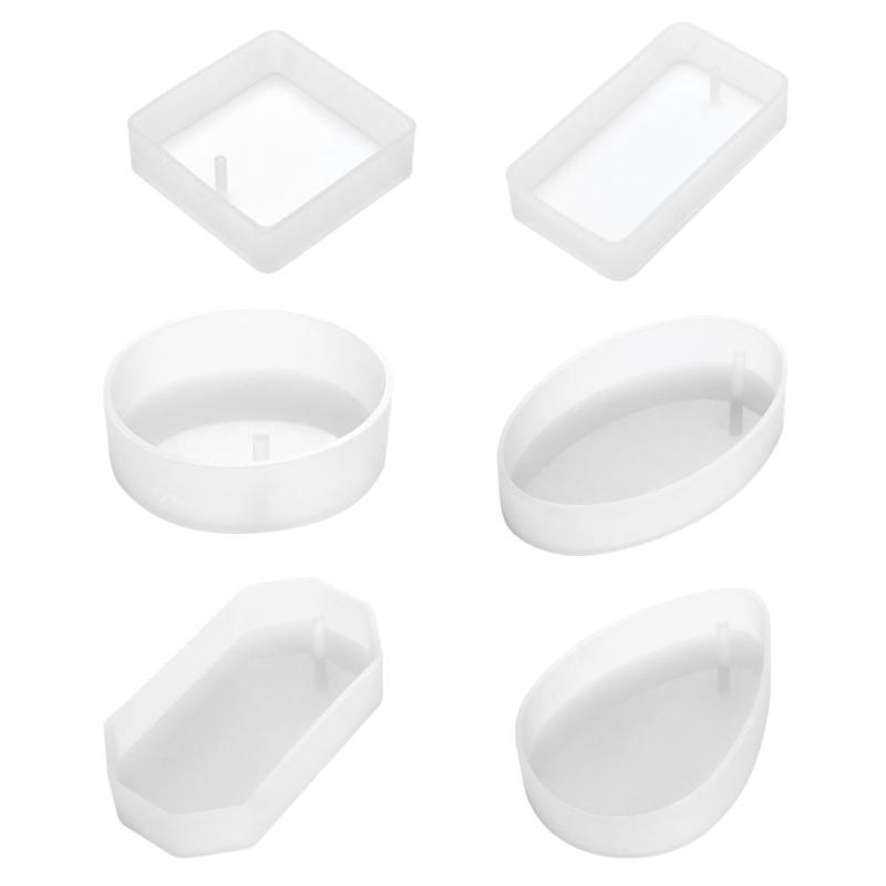 Home Multifunction New Wax Silicone Mold Aromatherapy Wax Silicone Molds DIY Aroma Gypsum Plaster Soap Candle Mould
