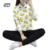 2017 Nova Primavera Harajuku T Shirt Mulheres Casual Manga Comprida O Pescoço Picolé Kawaii Impressão Encabeça Coreano T-shirt Pullover Mujer