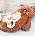Giant Sleeping Bag Soft Plush Animal Beanbag Bed Carpet Tatami Sofa Mat 3 Models with 2 Sizes Free Shipping