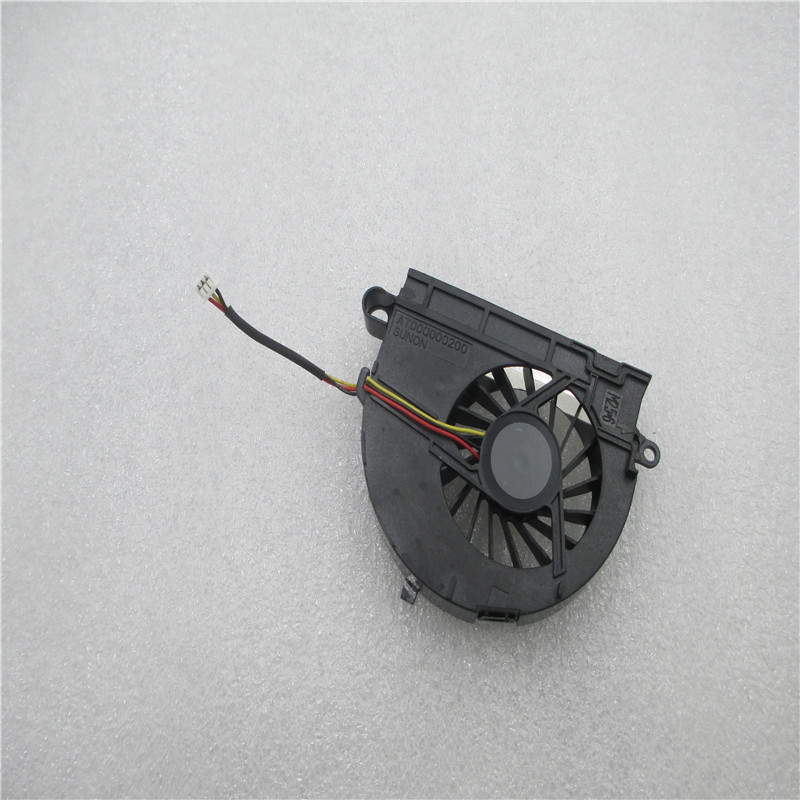 CPU Cooling Fan For <font><b>HP</b></font> COMPAQ 6910P 6910C 6515P 6510P 446416-001 UDQFRPH54ACM gb0506pgv1-a <font><b>13</b></font>.v1.b2626.gn 5V 1.75W fan image
