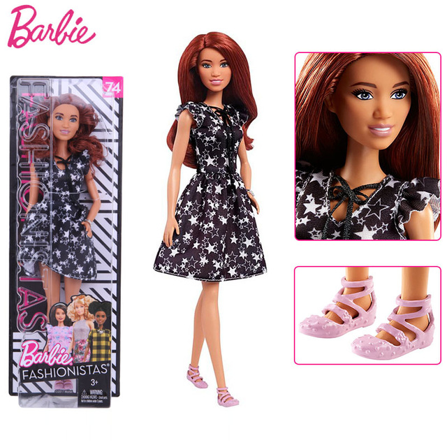 Barbie 100% Original Fashionistas Girls 29