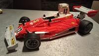 XINGBAO Speed Champion 312T F1 Formula Racing Building Blocks Sets Bricks Classic Car Model Kids Gift boy Toys Compatible Legoe