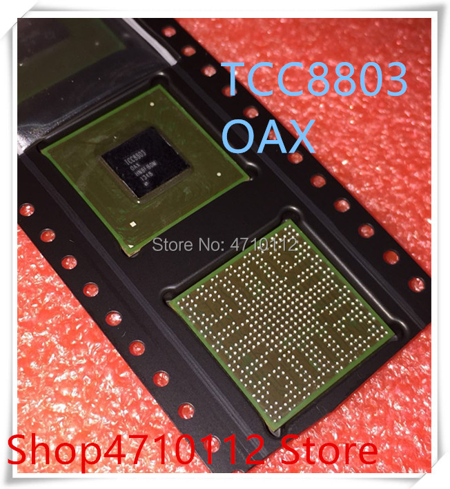 1PCS/LOT TCC8803 OAX TCC8803-OAX TCC8803-0AX BGA  IC