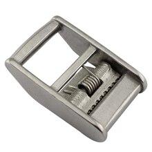 Heavy Duty Stainless Steel Cam Buckle for Tie Down Strap 25mm/1 Marine Hardware cam boucle Hebilla de leva