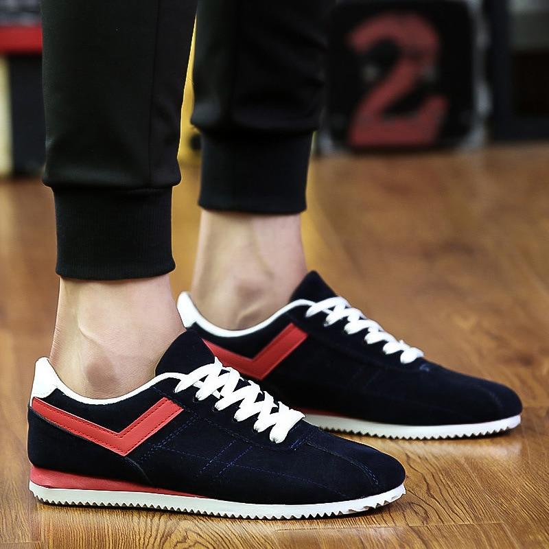 Zapatillas b A2977 Estilo c Cresfimix A Otoño claro Zapatos Ligero Fresco Y Moda Con Peso Hombre Primavera Masculina De Casuales Cómodo Antideslizante THCqYv