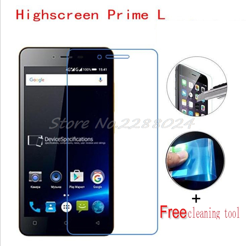 2PCS Ultra-thin Nano-proof membrane not glass Screen Protector for Highscreen Zera S Power Omega Prime Spider Prime L