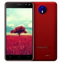 Vkworld F2 смартфон 3 г 5.0 дюймов Android 6.0 MT6580A Quad Core Мобильный телефон 1.3 ГГц dual sim 2 ГБ оперативной памяти 16 ГБ ROM сотовый телефон оты FM