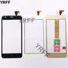 Mobile Phone Touch Screen Glass For Blac