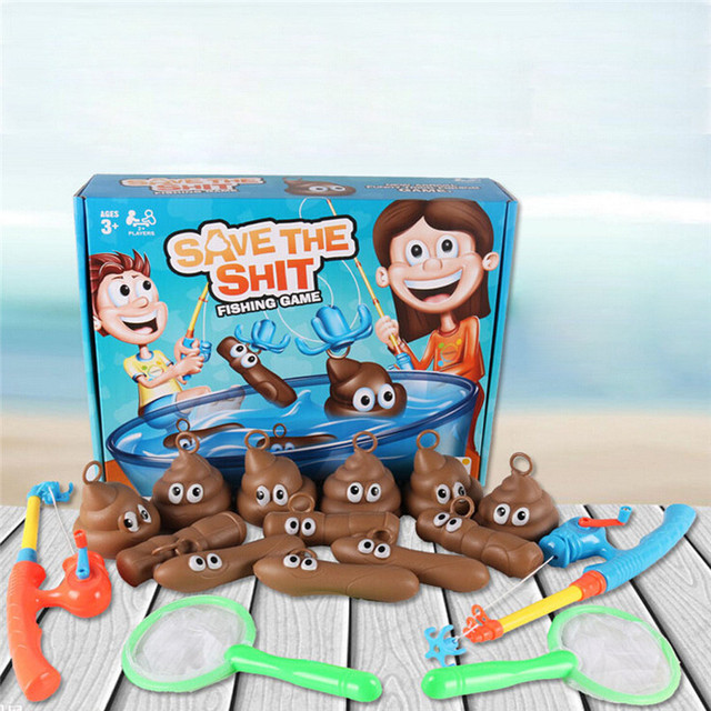 2018 Hot Sale Educational Toys Fishing Game Marine Biological
