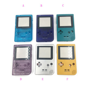 Image 3 - 6SETS Replacement Repair Full Shell Housing Pack Case Cover For Game Boy Pocket GBP