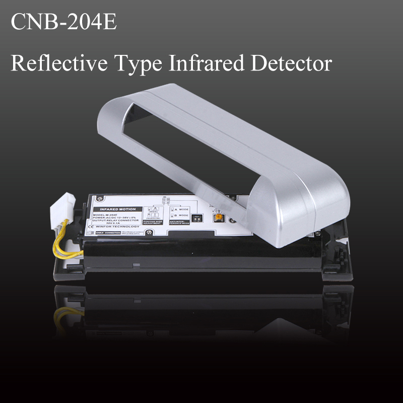 High Sensitivity  Reflective Type Infrared Detector Infrared Sensor For Automatic Door Entrance