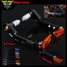 7/8″ Adjustable Motorcycle HandleBar Grip Motorbike Brake Clutch Lever Protector Guard For KTM 1290 Super Duke R/GT 990 SMR/SMT