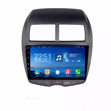 ChoGath 10.2 polegada Quad Core Android 6.1 Rádio Do Carro para Mitsubishi ASX 2011 2012 2013 2014 2015 2016 Com Bluetooth 16 GB ROM wi-fi
