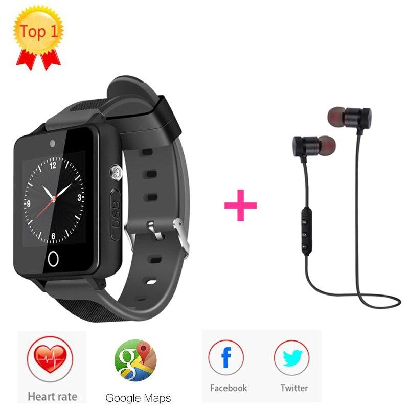 ZGPAX Smart Watch S9 MTK6580 Android 5 1 Quad Core 1GB 16GB GPS WiFi Bluetooth 4