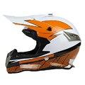 Nueva Llegada de La Motocicleta de La Cara Llena Cascos Casco Capacete Casco de Motocross Moto Dirt Bike ATV para KTM MOTO