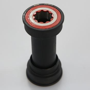 SRAM BB92 MTB Strada rower górski bicicletta naciśnij Fit Staffe Inferiori dla części Prowheel 24mm Guarnitura tanie i dobre opinie Rowery górskie Z włókna węglowego contador