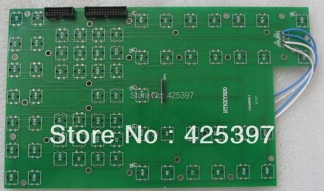 HTKEY820 a marca novo teclado de computador Industrial