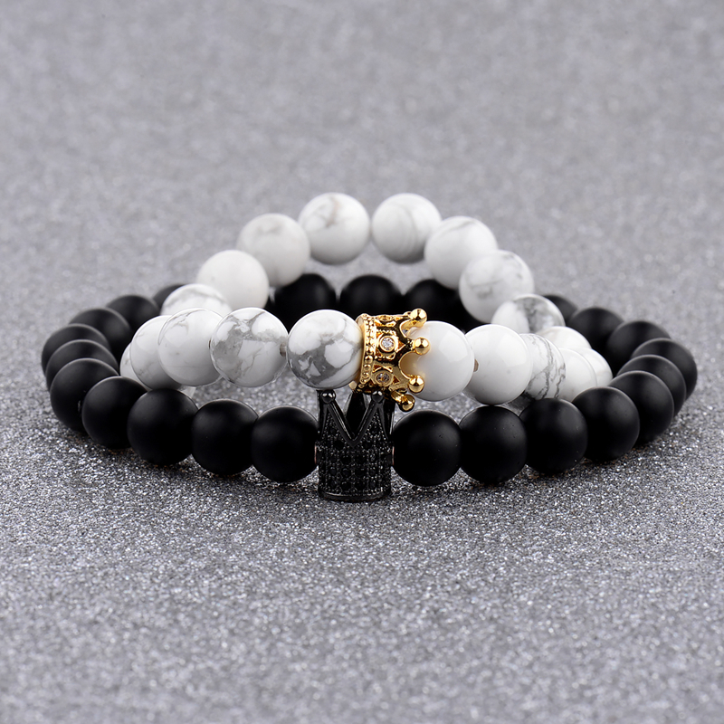 King Couple Bracelets 2