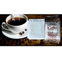 New Packaging Hang Ear Coffee Filter Hanging Ear Coffee Filter Bag Packaging Bags Coffee Accessory 50pcs