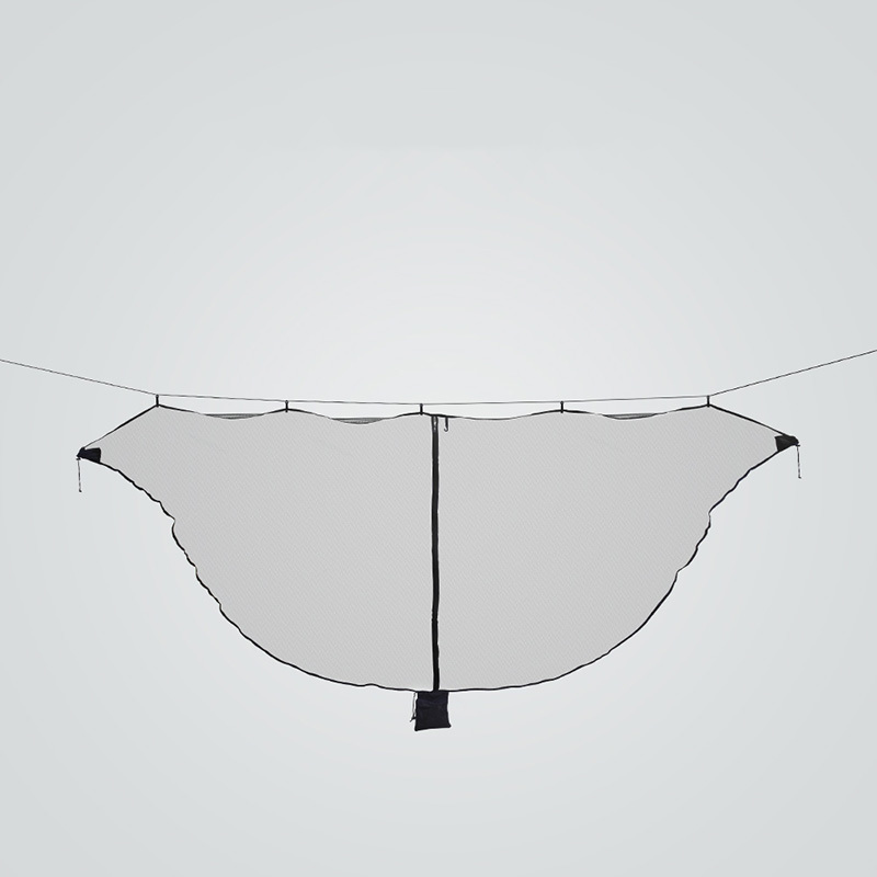 Mother & Kids Ultralight Portable Hammock Mosquito Net For Outdoor Nylon Material Anti-mosquito Nets With Super Size