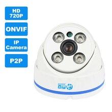 JOOAN Mini IP Camera 720P Security HD Network CCTV Camera Mega pixel indoor Network P2P IP Camera ONVIF H.264 , free shipping