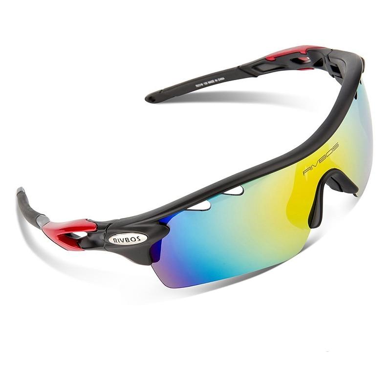RIVBOS Sports Sunglasses Men Women Cycling Glasses Eyewear ...