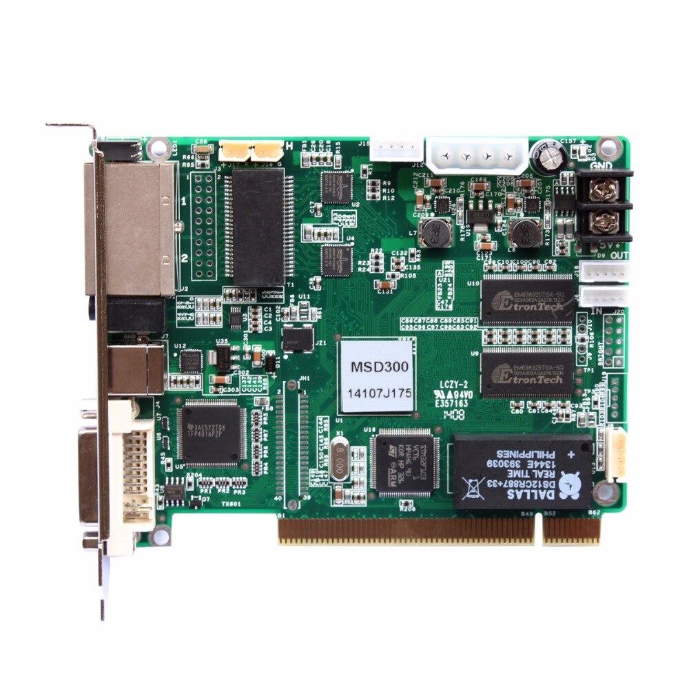 Novastar MSD300 écran vidéo LED carte d'envoi couleur mur vidéo LED synchrone Nova Msd300 carte d'envoi - 3