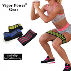 Vigor Power Gear Wholesale High Duty Hip Circle Hip Resistance Band For Legs Exercise Crossfit Training