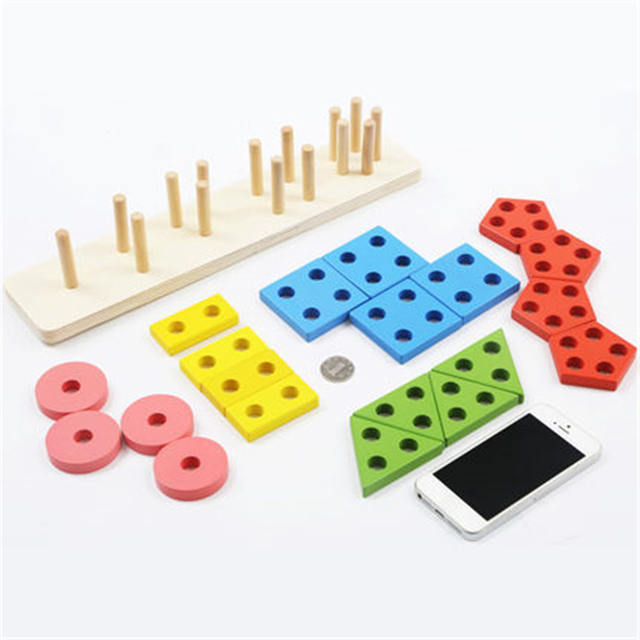 Wooden Puzzle 3d Board Games For Kids Tangram Educational