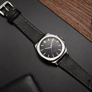 Image 5 - Parnis 42mm Mechanical Mens Watches Automatic Men watch Clock Top Brand Luxury Diver Sapphire Crystal Relogio Masculino 2019