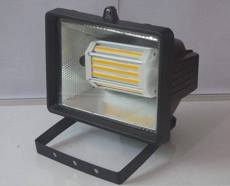 Haute puissance Dimmable 189mm led R7S lumière 50 W COB J189 R7S lampe à led remplacer 500 W lampe halogène 110-240 V - 5