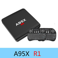 2017 New Mesuvida A95X R1 TV Box RK3229 Quad Core 32 Bit CPU Android 6 0