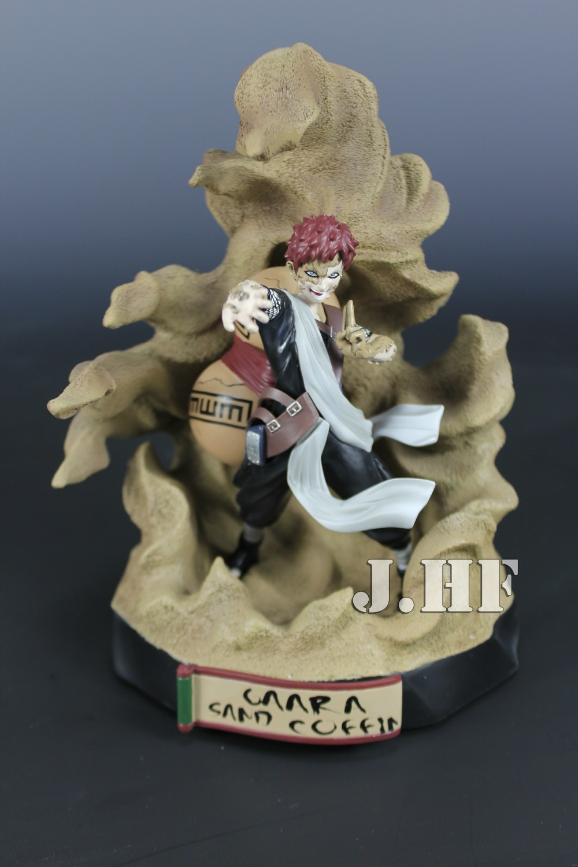 все цены на MODEL FANS IN-STOCK 21cm NARUTO Gaara GK resin made for Collection toy figure Handicrafts онлайн