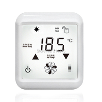 Underfloor Heating Thermostat TFY 379 230VAC Touch Screen 5 35oC 50Hz 220V AC 10