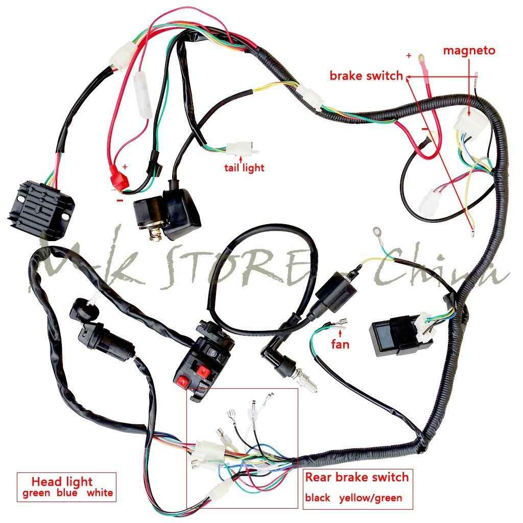 small resolution of atv coil wiring wiring diagram used wiring diagram for quad bike