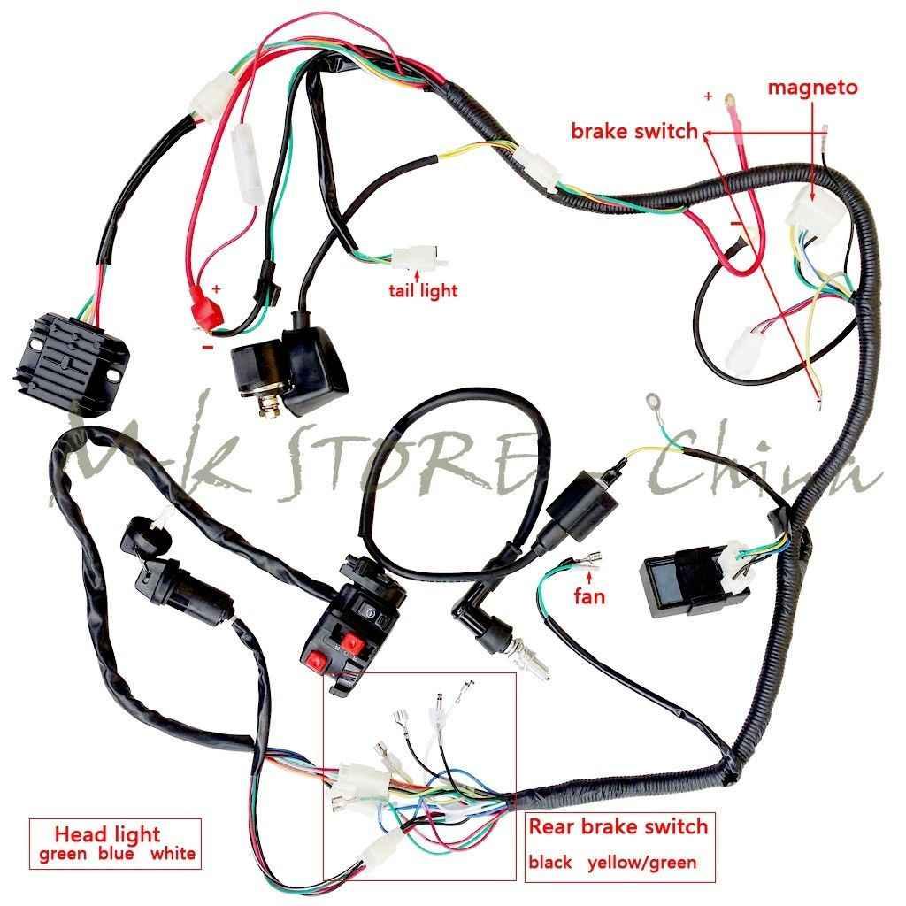 medium resolution of atv coil wiring wiring diagram used wiring diagram for quad bike