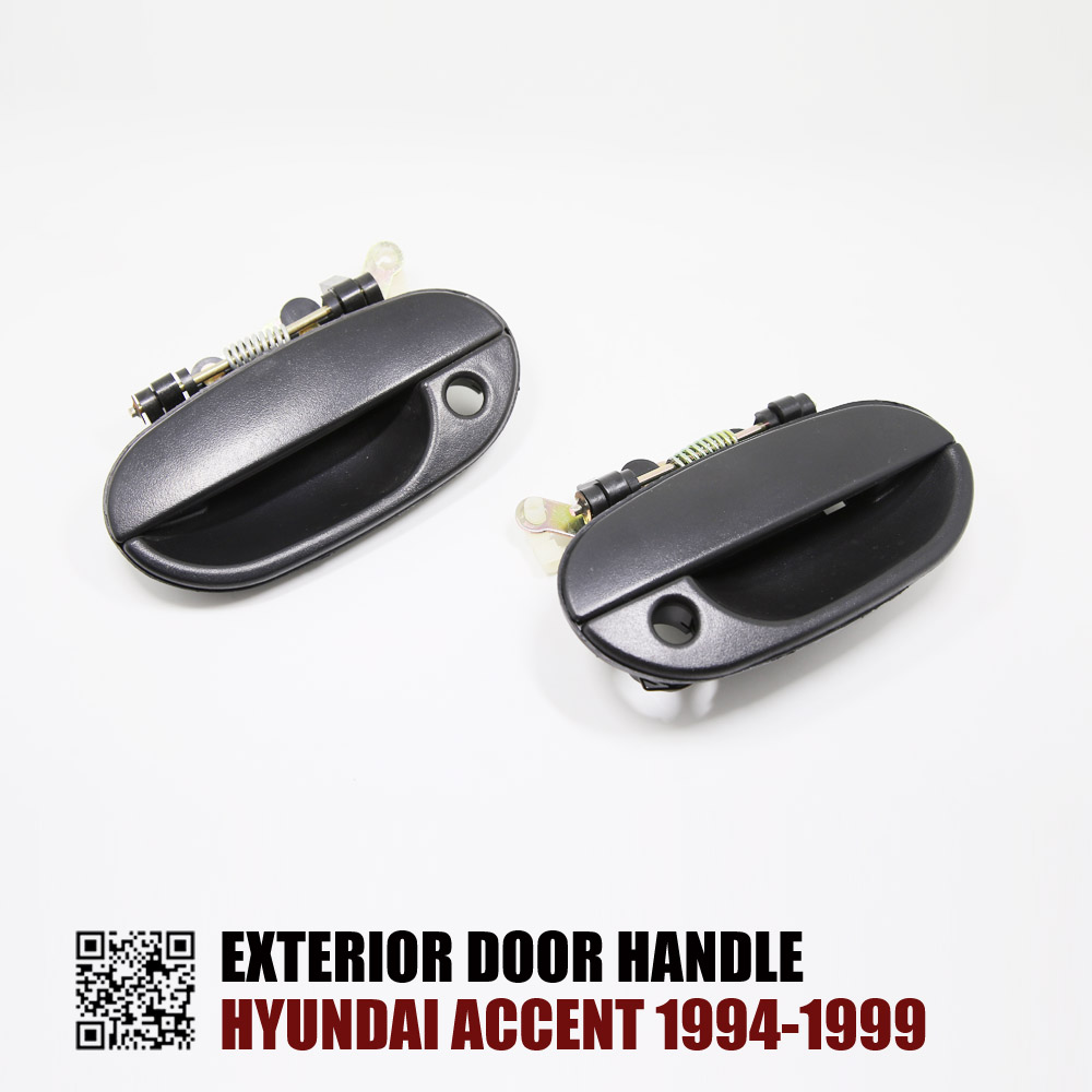 Exterior door handle for hyundai accent 1995 2000 1995 1996 1997 1998 1999 2000 82650 22000 Hyundai accent exterior door handle