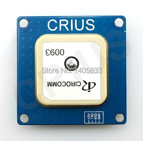 2014 New Version Crius U-blox NEO-6 V3.1 GPS Module for APM MWC Pirot Rabbit Flight Controller